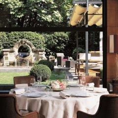 Hotel Principe Di Savoia питание