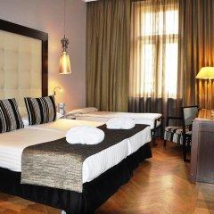 Отель Eurostars David Чехия, Прага - 11 отзывов об отеле, цены и фото номеров - забронировать отель Eurostars David онлайн комната для гостей фото 3