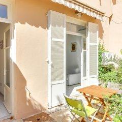 Отель Cannes Immo Concept - Palais Mire Juan балкон