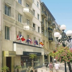 Отель Paradis Франция, Ницца - отзывы, цены и фото номеров - забронировать отель Paradis онлайн вид на фасад