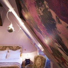 Отель Hôtel du Petit Moulin комната для гостей фото 2