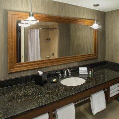 Отель Sheraton Hotel Columbus Capitol Square США, Колумбус - отзывы, цены и фото номеров - забронировать отель Sheraton Hotel Columbus Capitol Square онлайн ванная