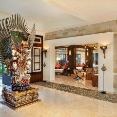 Отель The Seminyak Beach Resort & Spa интерьер отеля