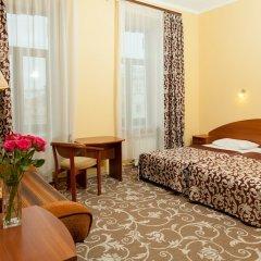 Гостиница Грифон комната для гостей фото 7