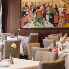 Отель Europäischer Hof гостиничный бар
