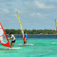 Отель Le Vieux Nice Inn Мальдивы, Северный атолл Мале - отзывы, цены и фото номеров - забронировать отель Le Vieux Nice Inn онлайн спортивное сооружение