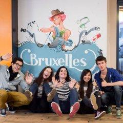 Jacques Brel Youth Hostel Брюссель детские мероприятия