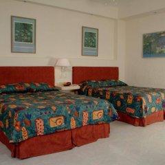 Отель y Suites Nader Мексика, Канкун - отзывы, цены и фото номеров - забронировать отель y Suites Nader онлайн комната для гостей фото 5