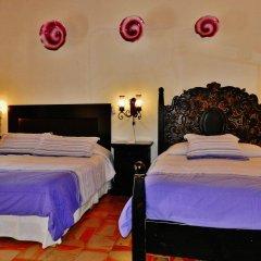 Hotel Rosa Morada Bed and Breakfast комната для гостей фото 4