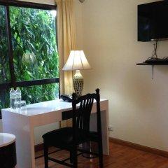 Отель Studio Sukhumvit 18 by iCheck Inn Таиланд, Бангкок - отзывы, цены и фото номеров - забронировать отель Studio Sukhumvit 18 by iCheck Inn онлайн удобства в номере фото 2