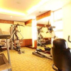 Отель Liberty Hotel Saigon Parkview Вьетнам, Хошимин - отзывы, цены и фото номеров - забронировать отель Liberty Hotel Saigon Parkview онлайн фитнесс-зал фото 4