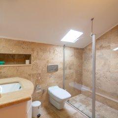 Korsan Apartments Турция, Калкан - отзывы, цены и фото номеров - забронировать отель Korsan Apartments онлайн ванная