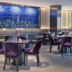 Отель Mercure Shanghai Hongqiao Airport гостиничный бар