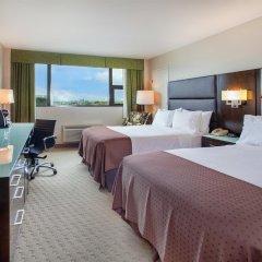Отель Holiday Inn Vancouver Centre Канада, Ванкувер - отзывы, цены и фото номеров - забронировать отель Holiday Inn Vancouver Centre онлайн комната для гостей фото 4
