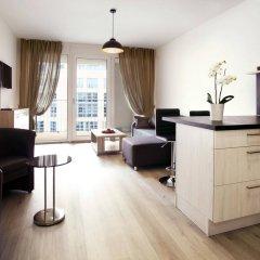 Отель Leipzig Apartmenthaus комната для гостей фото 5