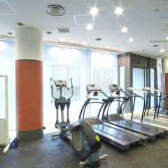 Dai-ichi Hotel Tokyo фитнесс-зал