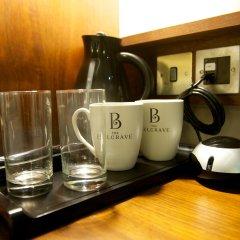 The Belgrave Hotel удобства в номере