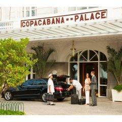 Отель Belmond Copacabana Palace городской автобус