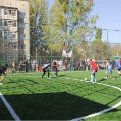 Гостиница Сарайшык спортивное сооружение