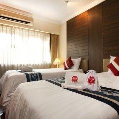 Отель Nida Rooms Silom Soi 12 Planet Бангкок комната для гостей фото 4