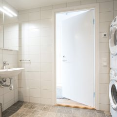 Отель Avenyn - Företagsbostäder Гётеборг ванная