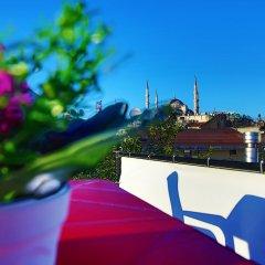 Maritime Hotel Istanbul балкон