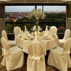 Отель Hilton Munich Park