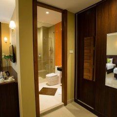 Отель S Bangkok Hotel Navamin Таиланд, Бангкок - отзывы, цены и фото номеров - забронировать отель S Bangkok Hotel Navamin онлайн ванная фото 2