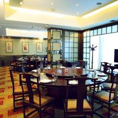Отель Grand Metropark Xi'an питание