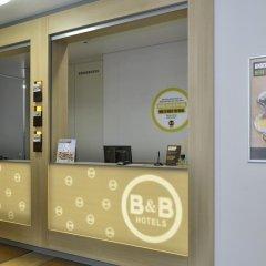 B&B Hotel München City-Nord интерьер отеля