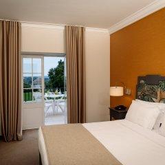 Отель Pousada de Condeixa-a-Nova - Santa Cristina комната для гостей фото 5