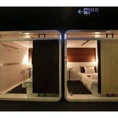 Отель First Cabin Akihabara Япония, Токио - отзывы, цены и фото номеров - забронировать отель First Cabin Akihabara онлайн сауна