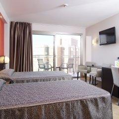 Отель Sandos Monaco Beach Hotel & Spa - Только для взрослых - Все включено Испания, Бенидорм - отзывы, цены и фото номеров - забронировать отель Sandos Monaco Beach Hotel & Spa - Только для взрослых - Все включено онлайн комната для гостей