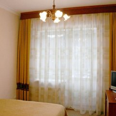 Гостиница NATIONAL Dombay комната для гостей
