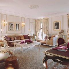 Отель Le Meurice Dorchester Collection Париж комната для гостей