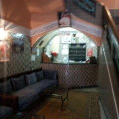 Отель FOUCAULD Марракеш интерьер отеля