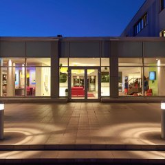 Отель Novotel Malta Познань гостиничный бар