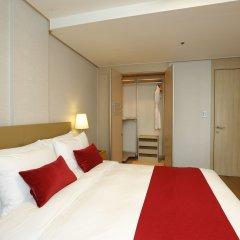 Отель Ramada by Wyndham Seoul Dongdaemun комната для гостей фото 2