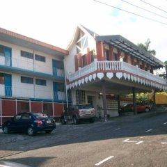 Отель Capricorn Apartment Hotel Suva Фиджи, Вити-Леву - отзывы, цены и фото номеров - забронировать отель Capricorn Apartment Hotel Suva онлайн парковка