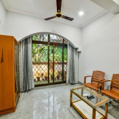 Отель OYO 29082 Pavitra Beach Home Гоа комната для гостей