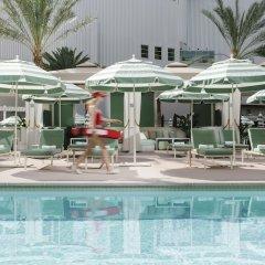 Park MGM Las Vegas Hotel бассейн фото 3
