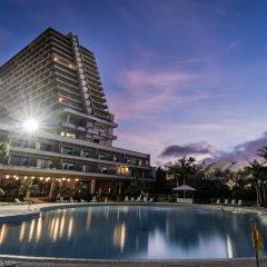 Отель Pacific Star Resort And Spa Тамунинг бассейн