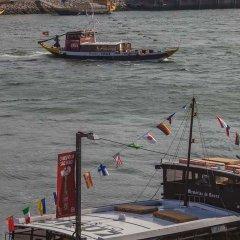 Отель Porto River Appartments Порту приотельная территория