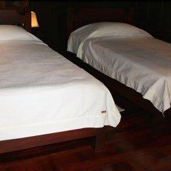 Отель Villa Lao Wooden House спа