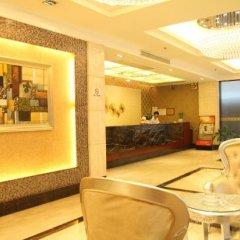 Отель Yinyi Hotel Китай, Чжуншань - отзывы, цены и фото номеров - забронировать отель Yinyi Hotel онлайн интерьер отеля фото 3