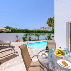 Отель Villa Zacharia Кипр, Протарас - отзывы, цены и фото номеров - забронировать отель Villa Zacharia онлайн балкон