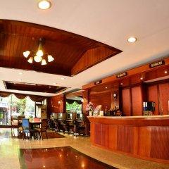 Отель Silom Village Inn интерьер отеля фото 3