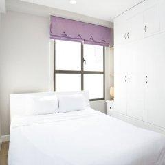 Отель Steve's APT at ICON56 Вьетнам, Хошимин - отзывы, цены и фото номеров - забронировать отель Steve's APT at ICON56 онлайн комната для гостей