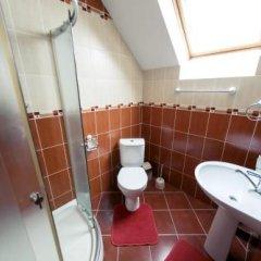 Отель Guest House Podobovets 2000 Поляна ванная
