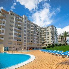 Отель Flor da Rocha бассейн фото 3